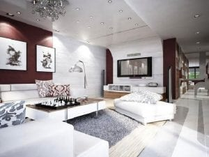 nội thất hiện đại 1